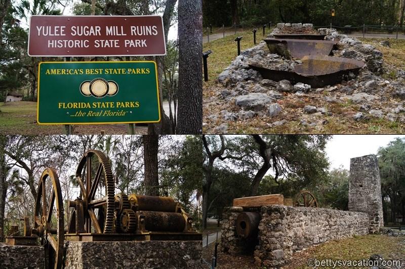 29 - Yulee Sugar Mill Ruins Historic State Park