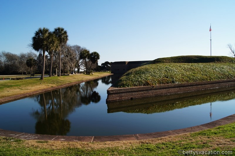3 - Fort Pulaski National Monument
