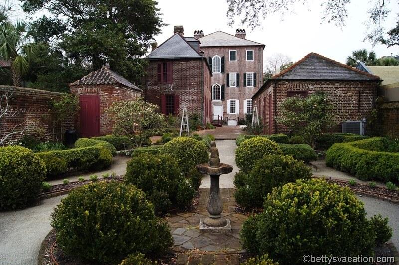 3 - Heyward- Washington House