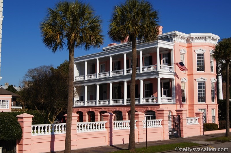 3 - John Ravenal House
