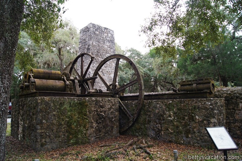 30 - Yulee Sugar Mill Ruins Historic State Park