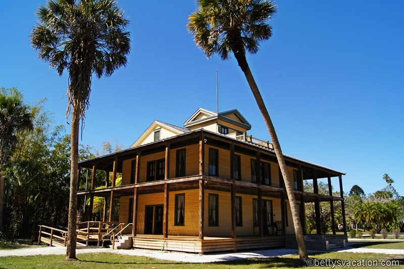 32 - Koreshan State Historic Site