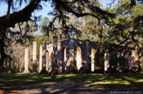Sheldon Church Ruins, South Carolina