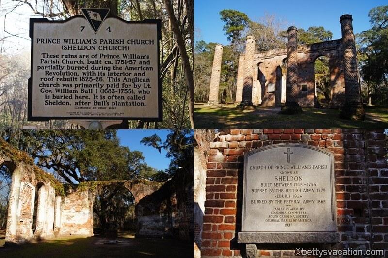 38 - Sheldon Church Ruins