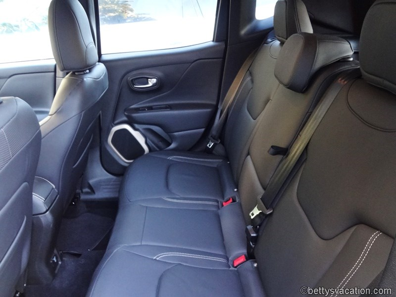 4 - Jeep Renegade