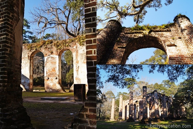 40 - Sheldon Church Ruins