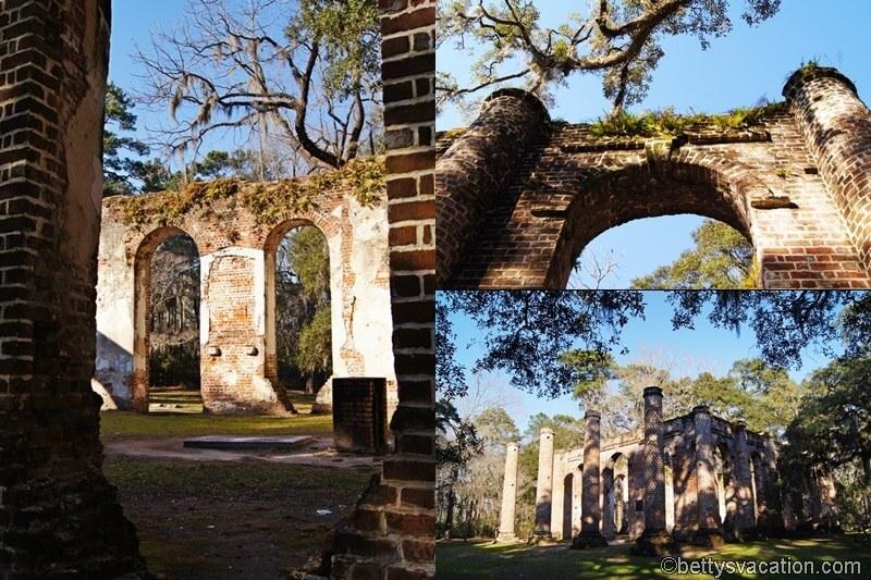 40 - Sheldon Church Ruins
