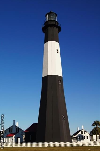42a - Tybee Island Lighthouse