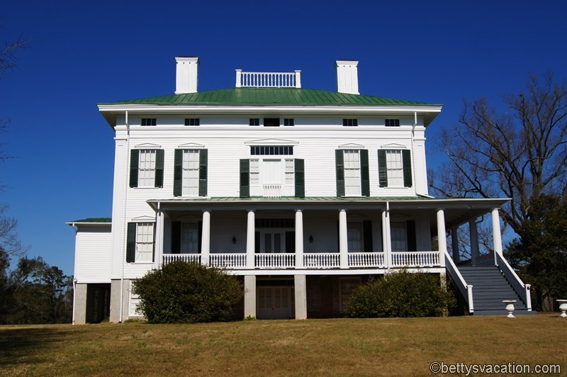 45 - Redcliffe Plantation State Historic Site