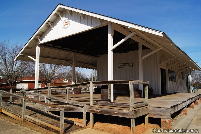 48 - Jimmy Carter National Historic Site