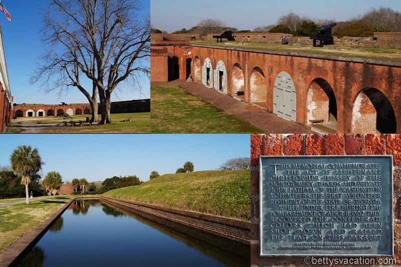 5 - Fort Pulaski National Monument