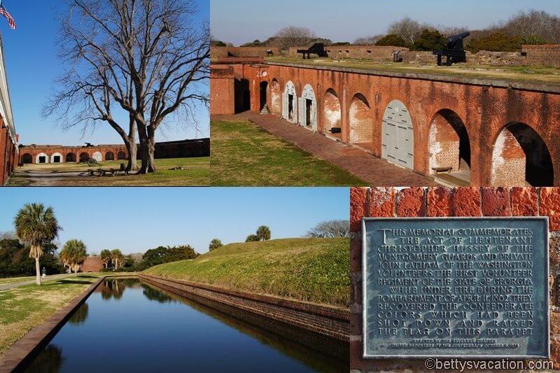 5 - Fort Pulaski National Monument