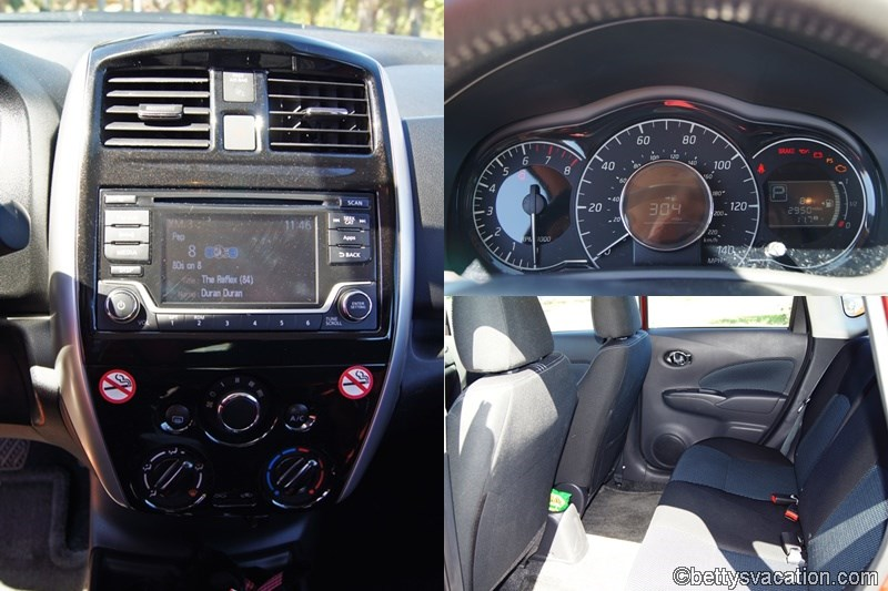 5 - Nissan Versa