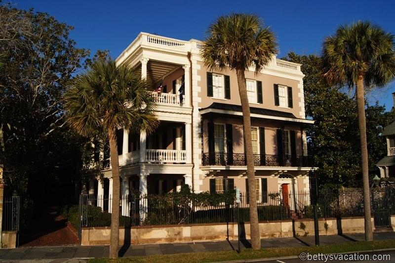 6 - Edmondston-Alston House