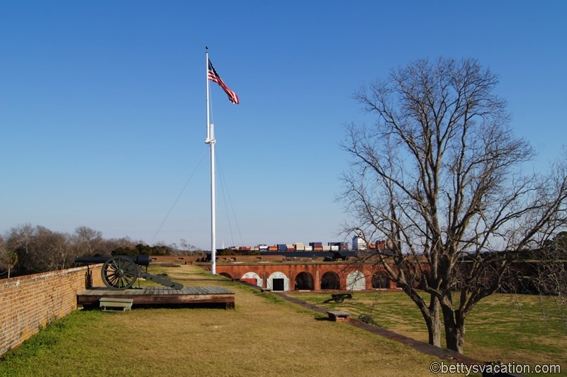 6 - Fort Pulaski National Monument