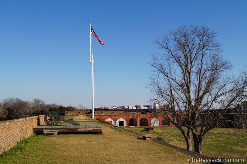 6 - Fort Pulaski National Monument