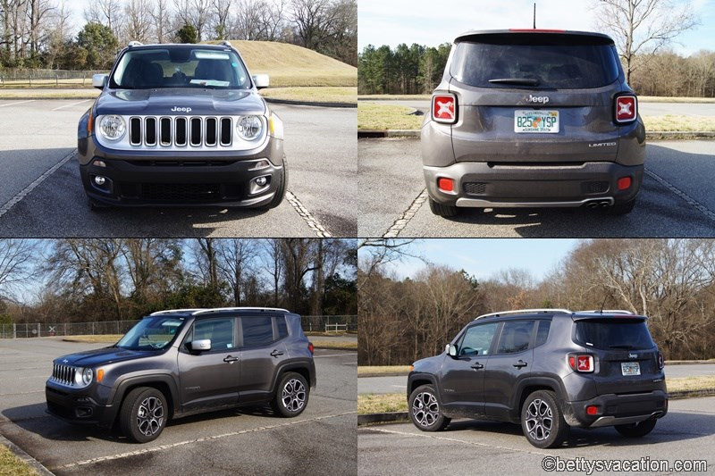 6 - Jeep Renegade