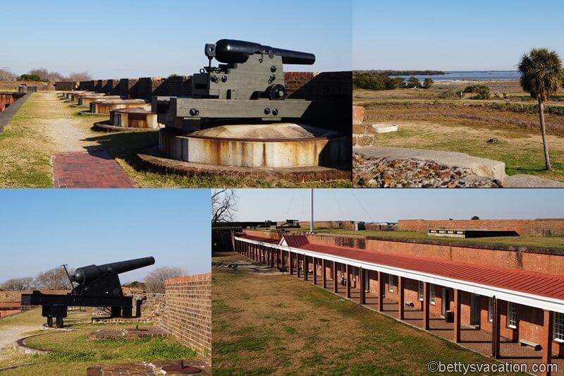 7 - Fort Pulaski National Monument
