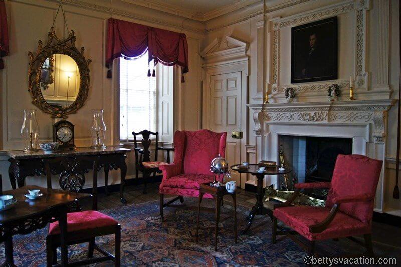 7 - Heyward- Washington House