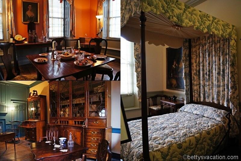 8 - Heyward- Washington House