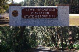 Hofwyl-Broadfield Plantation State Historic Site, Georgia