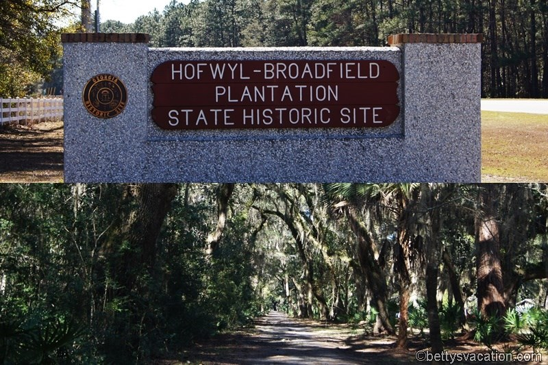 9 - Hofwyl- Broadfield Plantation State Historic Site