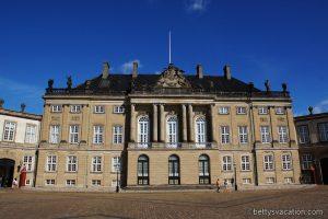 14 - Schloss Amalienborg