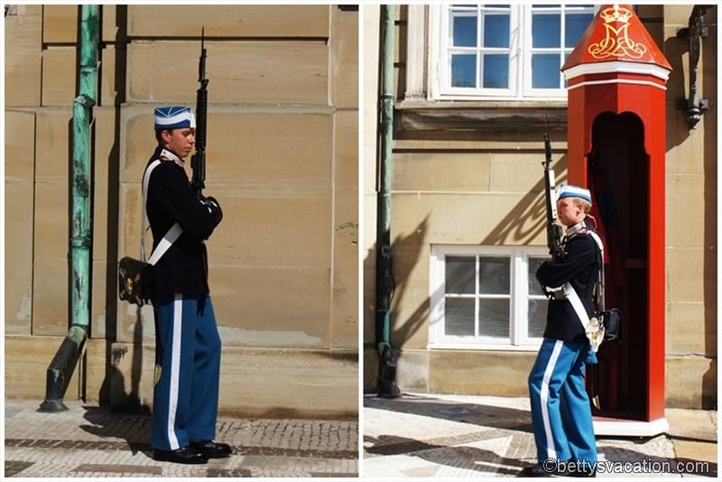 15 - Schloss Amalienborg