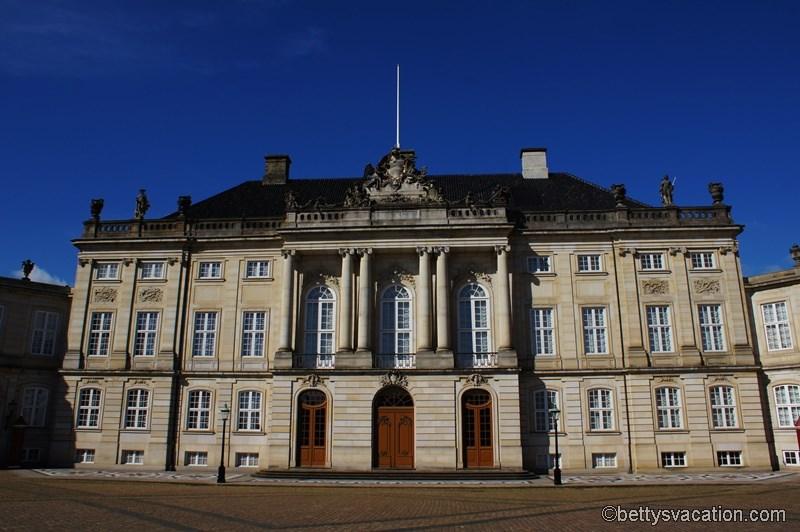 2 - Schloss Amalienborg