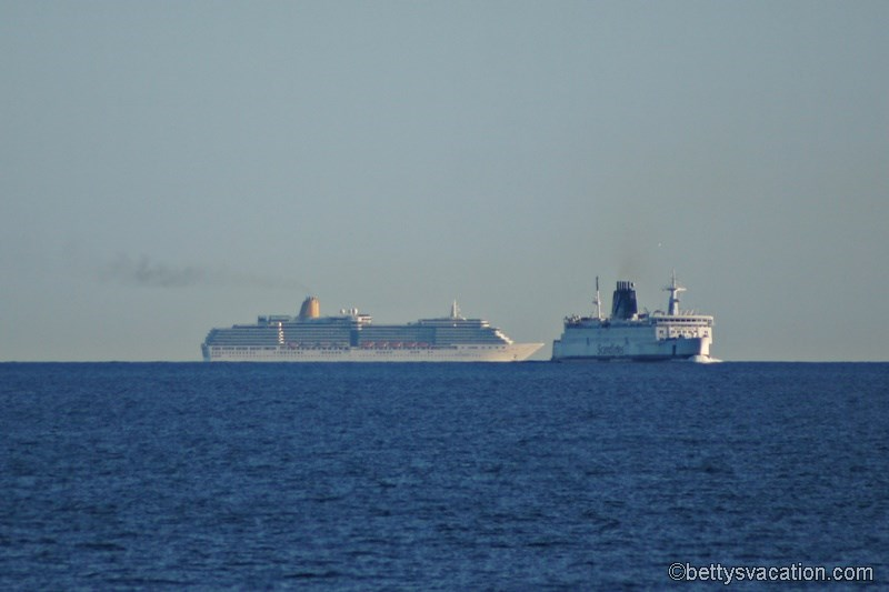 3 - Ships at Sea