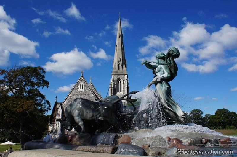 7 - Gefion Springbrunnen