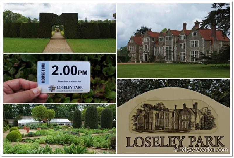 10 - Loseley Park