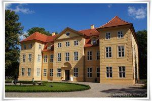 Schlossinsel Mirow, Mecklenburg-Vorpommern