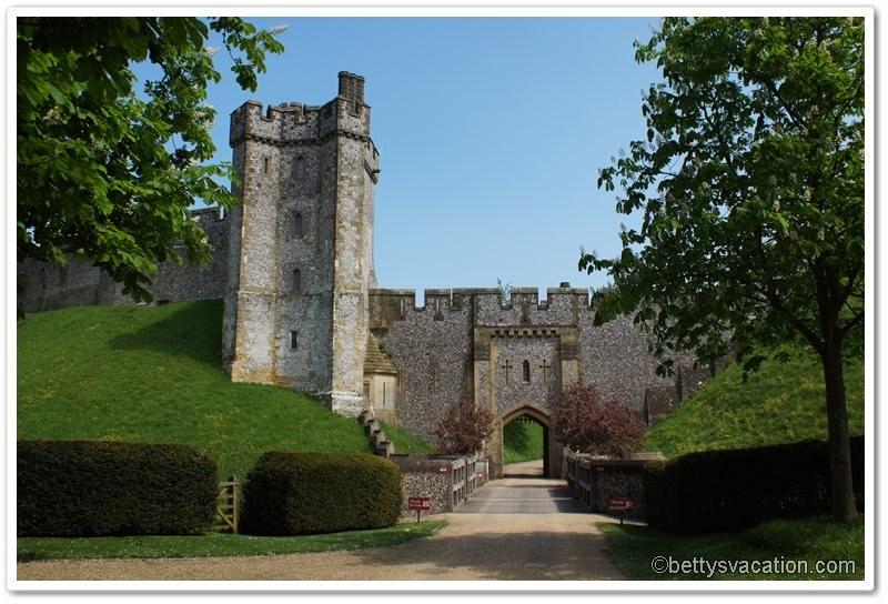 24 - Arundel Castle
