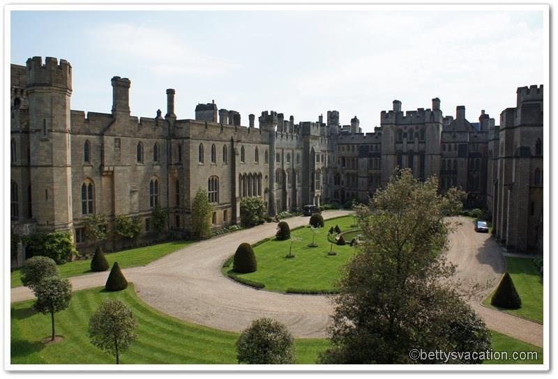 29 - Arundel Castle