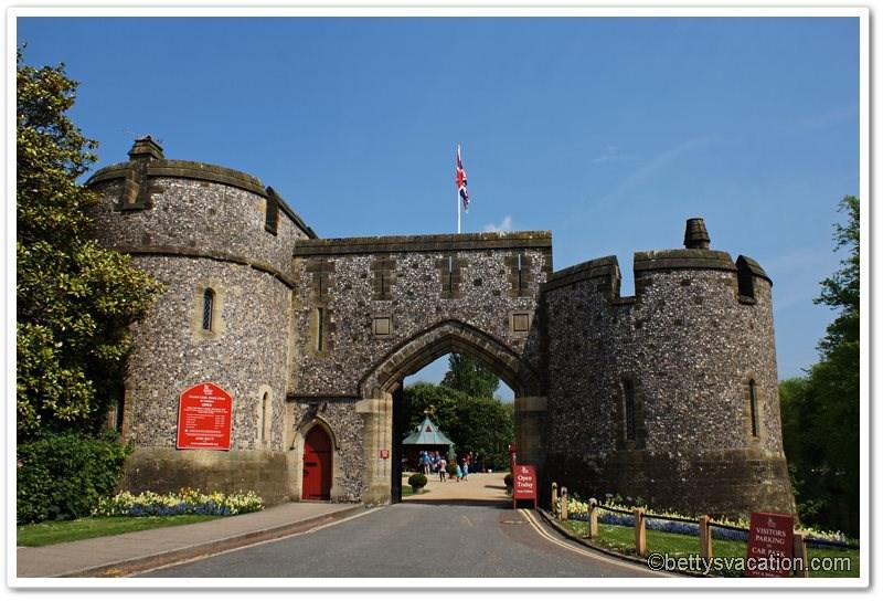 5 - Arundel Castle