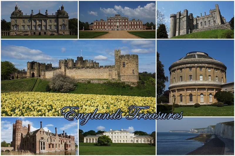 Englands Treasures Titel