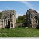 Creake Abbey, Norfolk, England