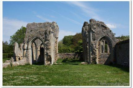 Creake Abbey, Norfolk