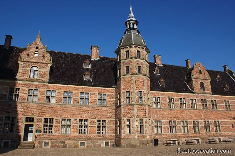 Schloss Frederiksborg Hillerod Dänemark Bettys Vacation
