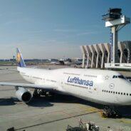 Lufthansa Business Class Boeing 747-8: Frankfurt-Chicago