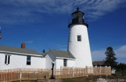 Pemaquid Point Light, Maine