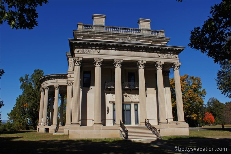 Vanderbilt Mansion National Historic Site, Hyde Park, New York