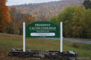 President Calvin Coolidge State Historic Site, Vermont