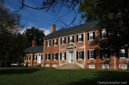 Chatham Manor, Fredericksburg and Spotsylvania National Military Park, Virginia
