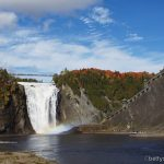 Montmorency Fall, Quebec, Kanada