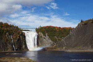 Montmorency Falls, Quebec, Kanada