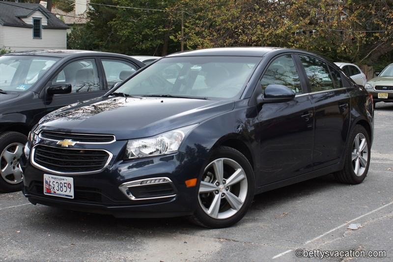 Mietwagen: Chevrolet Cruze