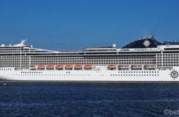 MSC Magnifica, MSC Cruises