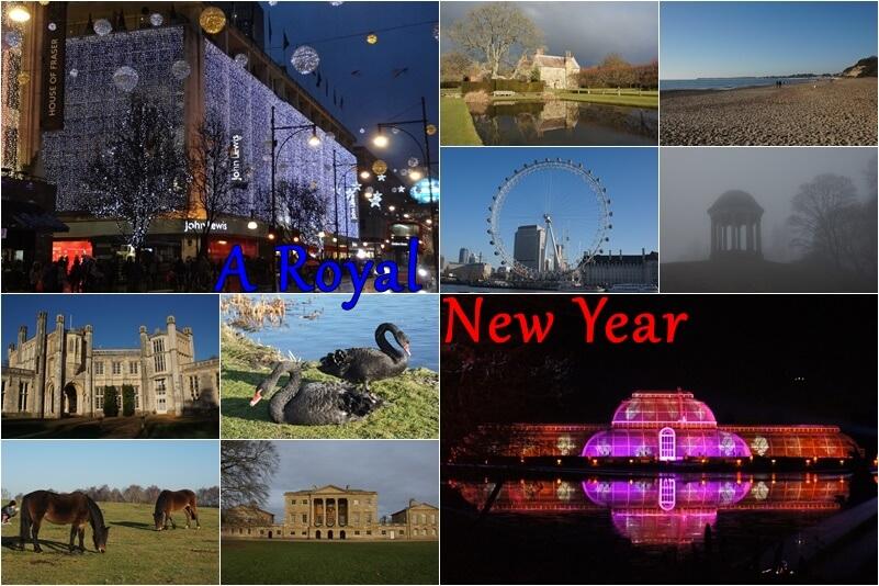 A Royal New Year - Mein neuer Reisebericht